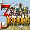 игра 3 защитников
