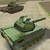 игра Скачки 3D танк