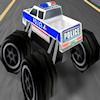 игра 3D полиции джипы