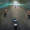 игра Гоночный велосипед 3D будущего