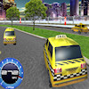 игра Гонки 3D такси
