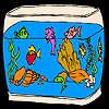 игра Удивительные аквариумных рыб окраску