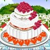 игра Американская свадьба торт дизайн