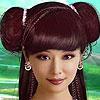 игра Мода Азии модель макияж
