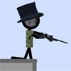 игра Устрашающий снайпер человек