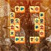 игра Маджонг ацтеков камни