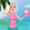 игра Барби пляжный волейбол