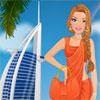 игра Барби посещает Дубай