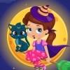 игра Ребенок ведьма волшебное зелье