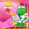 игра Baby уход Rapunzel гриппа