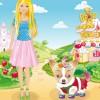 игра Барби и ее собака хорошенький