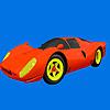 игра Лучший автомобиль окраску орла