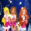 игра Красота пик 3 - Рождество плакат