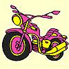 игра Большой Экспресс мотоцикл колорит