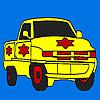 игра Большая звезда грузовик окраску
