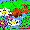 игра Большой лесной окраски
