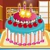 игра День рождения Торт Maker