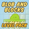 игра BLOB-объектов и блоков уровня пакета