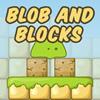 игра BLOB-объектов и блоков