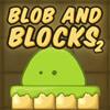 игра BLOB-объектов и блоков 2