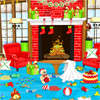 игра Christmas Party Cleanup