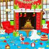 игра Рождественский Праздник Очистка