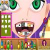 игра Очаровательная девушка в дантиста