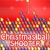 игра Рождественский шар шутер
