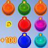 игра Рождественские шары