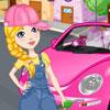 игра Чистота мой розовый новый жук