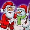 игра Цвет Санта