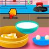 игра Приготовление клубничный торт
