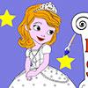 игра Окраску принцесса София