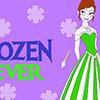 игра Окраску Анна замороженные магии