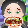 игра Сумасшедший стоматологом зуба