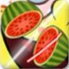 игра сумасшедший нарезанные фрукты