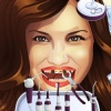 игра Милая девушка зуб проблемы