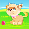 игра Cute Puppy Dressup