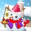 игра Симпатичные снеговика Dressup