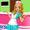 игра Милая медсестра одеваются