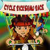 игра Рикша велогонки