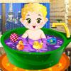игра Ежедневные ванночка