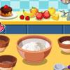 игра Вкусный шоколад банан кексы