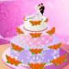игра Дизайн идеальный Свадебные торты