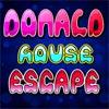 игра Дональд дом побег
