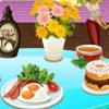 игра Dolis завтрак