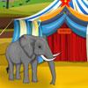 игра Цирк слон