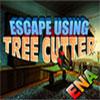 игра Побег, используя дерево резец