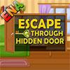 игра Бежать через скрытые дверь