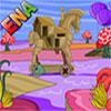 игра Побег с Фэнтези Троянский конь